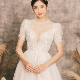 may váy cưới tại tp.hcm