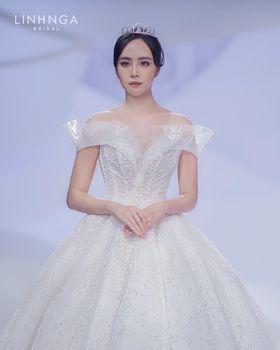 HNL302 – Váy cưới làm lễ luxury