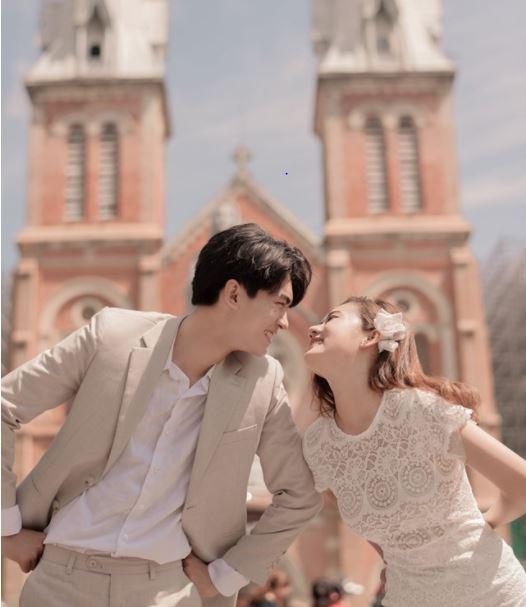 Những địa điểm chụp hình cưới hot ở TPHCM