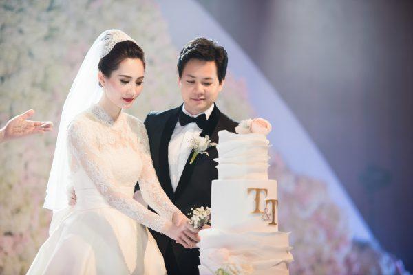 Nhà hàng tiệc cưới đẹp nào được sao Việt lựa chọn