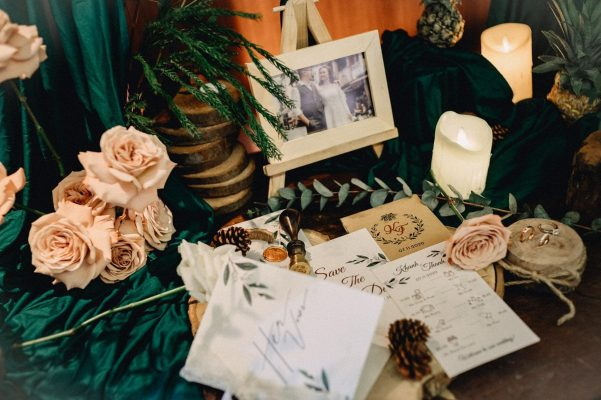 Trang trí tiệc cưới đẹp, giá rẻ